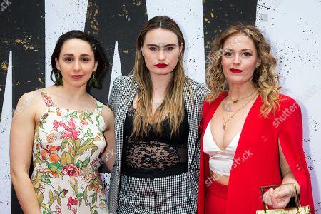 Lauren Patten, Kathryn Gallagher, Elizabeth Stanley
