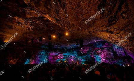 Editorial picture of Cavern Concert, Pelham - 29 Mar 2019