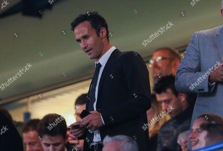 Former Chelsea defender Ricardo Carvalho