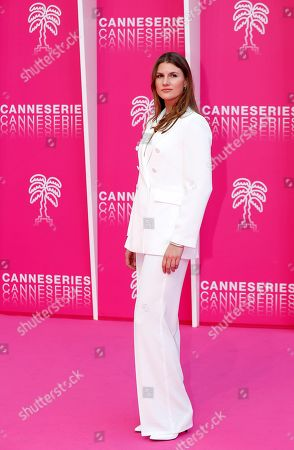 Editorial picture of Cannes Series Festival, France - 08 Apr 2019