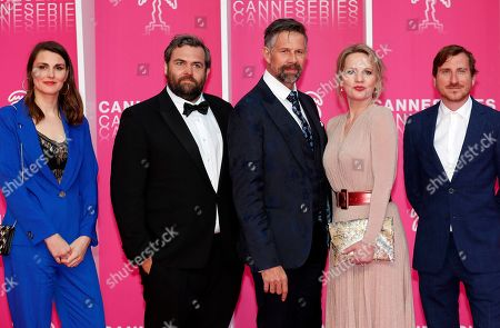 Editorial photo of Cannes Series Festival, France - 08 Apr 2019