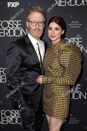 "Editorial photo of Red Carpet Premiere Screening of ""FOSSE/VERDON"", New York, USA - 08 Apr 2019"