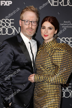"Editorial photo of Red Carpet Premiere Screening of ""FOSSE/VERDON"", New York, USA - 08 Apr 2019"
