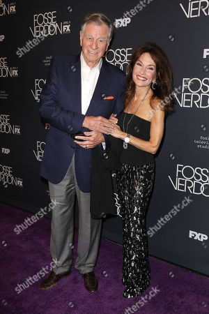 Stock Picture of Helmut Huber and Susan Lucci