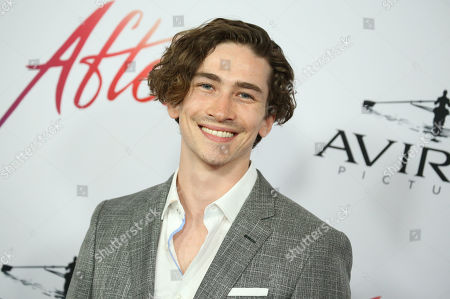 Editorial photo of 'After' film premiere, Los Angeles, USA - 08 Apr 2019