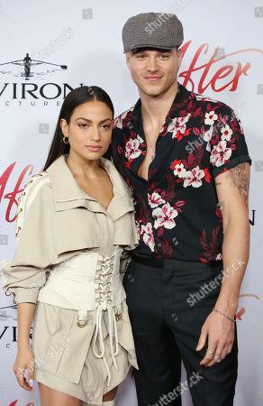 Inanna Sarkis and Matthew Noszka