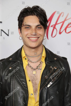 Stock Photo of Samuel Larsen