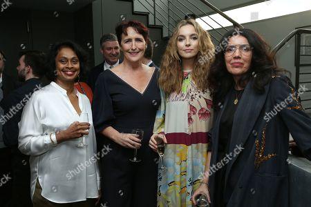 Sonali Deraniyagala, Fiona Shaw, Jodie Comer, Sarah Barnett