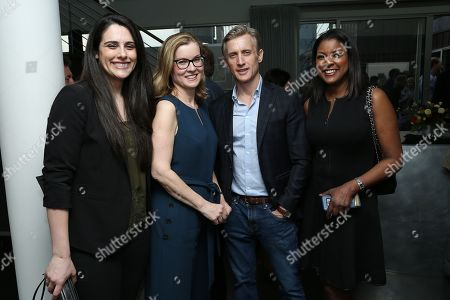 Editorial image of Killing Eve Cocktail Reception Hosted By Josh Sapan, New York, USA - 08 Apr 2019