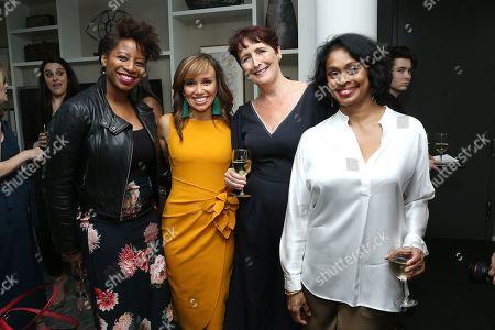 Fiona Shaw, Sonali Deraniyagala with Guests