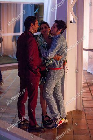 Paco Leon, Macarena Gomez, Eduardo Casanova