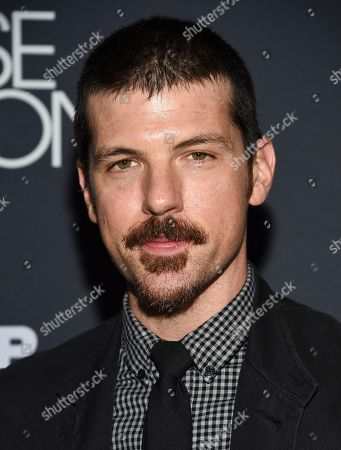 "Seth Avett attends the premiere screening of FX's ""Fosse/Verdon"" at the Gerald Schoenfeld Theatre, in New York"