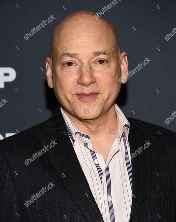 "Evan Handler attends the premiere screening of FX's ""Fosse/Verdon"" at the Gerald Schoenfeld Theatre, in New York"