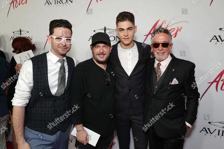 Aron Levitz, Producer, Courtney Solomon, Producer, Hero Fiennes-Tiffin, Mark Canton, Producer,