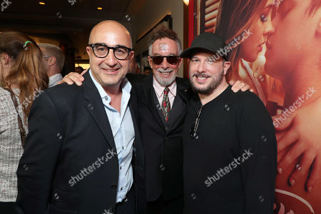 Stock Image of David Dinerstein, President, Aviron Pictures, Mark Canton, Producer, Courtney Solomon, Producer,
