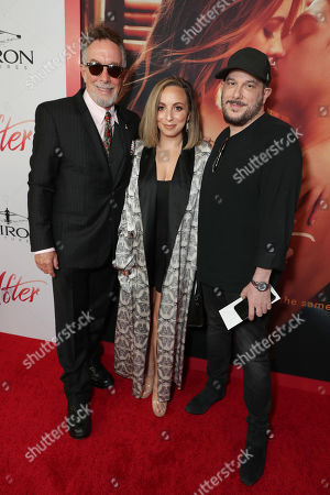 Editorial photo of Aviron Pictures 'After' film premiere at The Grove LA, Los Angeles, USA - 08 Apr 2019
