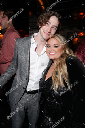 Dylan Arnold, Anna Todd, Author/Producer,