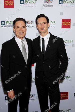 Jorge Valencia (CEO Point Foundation), Corey Michael Smith
