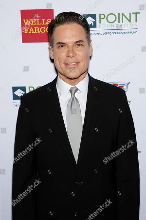Editorial picture of Celebrities Support LGBTQ Education At Point Honors Gala, New York, USA - 08 Apr 2019