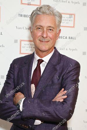 David Kratz, President of the New York Academy of Art