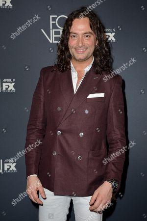 Editorial picture of 'Fosse/Verdon' TV show premiere, Arrivals, New York, USA - 08 Apr 2019