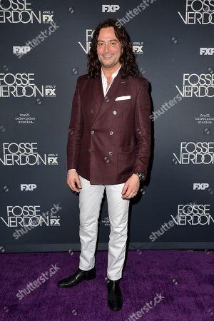 Editorial photo of 'Fosse/Verdon' TV show premiere, Arrivals, New York, USA - 08 Apr 2019
