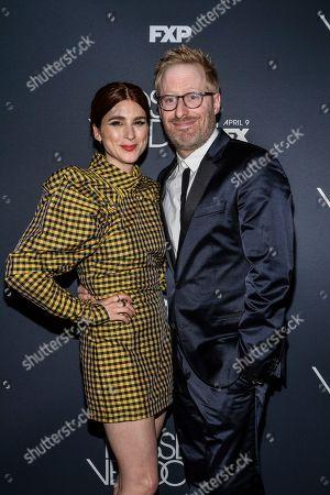 Editorial image of 'Fosse/Verdon' TV show premiere, Arrivals, New York, USA - 08 Apr 2019