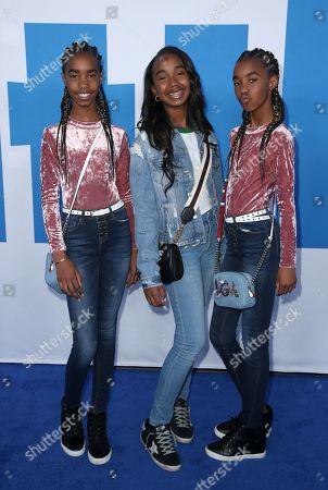 D'Lila Star Combs, Chance Combs, Jessie James Decker Combs