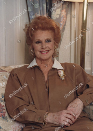 Stock Picture of Barbara Knox Actress Also Known As Barbara Mullaney. . Rexmailpix.