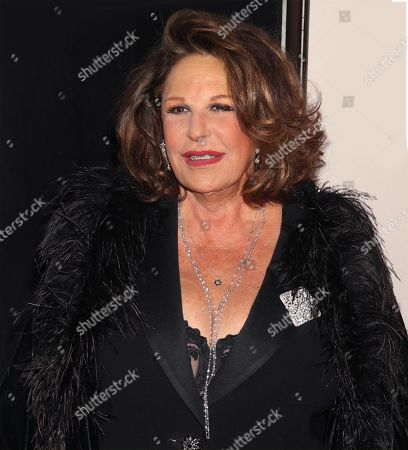 Lainie Kazan USA New York City