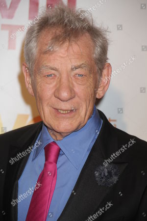 Sir Ian McKellen USA New York City