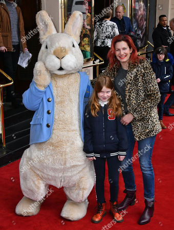 Editorial picture of 'Where Is Peter Rabbit?' play, Theatre Royal Haymarket, London, UK - 09 Apr 2019
