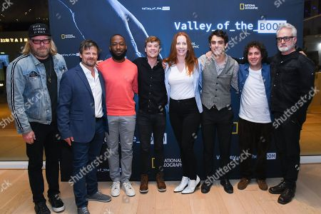 Editorial picture of National Geographic's 'Valley of the Boom' Screening, Los Angeles, USA - 08 Apr 2019