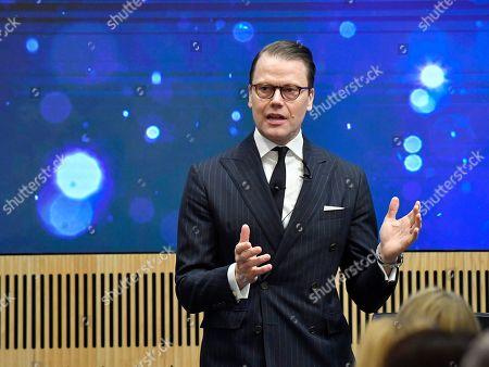 Prince Daniels Fellowship Entrepreneur Day, Stockholm