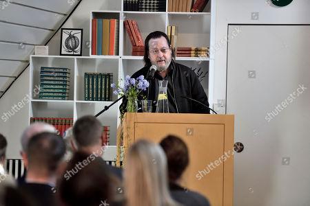 Editorial image of DENMARK Lars Von Trier receives the Rungstedlund Prize - 09 Apr 2019