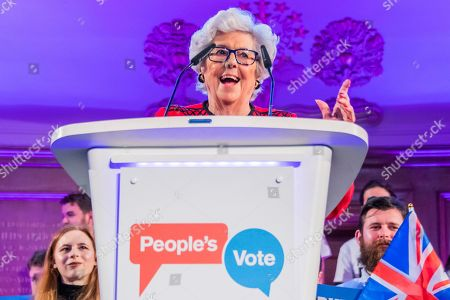Editorial image of People's Vote Rally, Westminster, London, UK - 09 Apr 2019