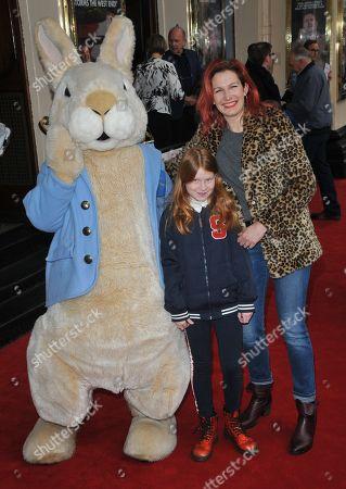 Editorial photo of Where Is Peter Rabbit?' play, Theatre Royal Haymarket, London, UK - 09 Apr 2019