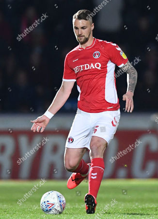 Patrick Bauer of Charlton Athletic