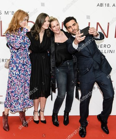 Editorial image of World premiere of The Collini Case movie, Berlin, Germany - 09 Apr 2019