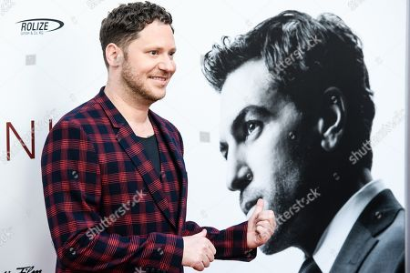 Marco Kreuzpaintner poses during the world premiere of the movie 'The Collini Case' (Der Fall Collini) at the Zoo Palast cinema in Berlin, Germany, 09 April 2019. The movie screens from 18 April 2019 in German cinemas.