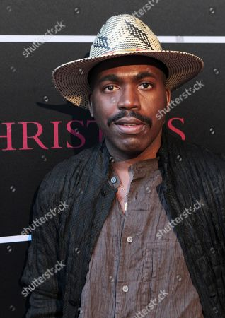 Stock Photo of Derrick Adams