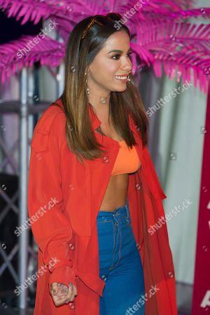 Anitta Madrid