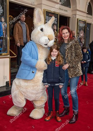 Editorial image of 'Where Is Peter Rabbit?' play, Theatre Royal Haymarket, London, UK - 09 Apr 2019