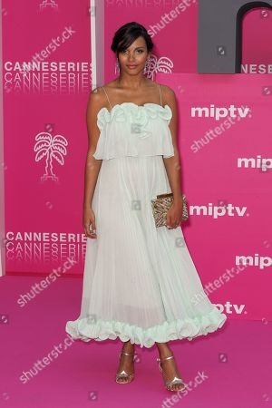 Editorial photo of Pink Carpet, Cannes Series Festival, France - 09 Apr 2019