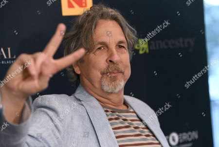 "Stock Picture of Peter Farrelly arrives at the Los Angeles premiere of ""Be Natural: The Untold Story of Alice Guy-Blache"", at Harmony Gold in Los Angeles"