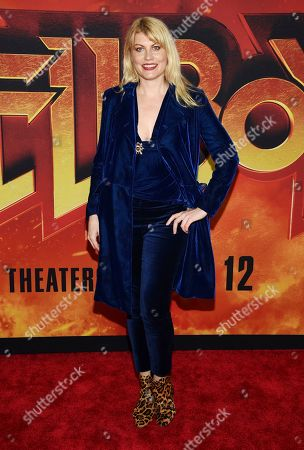 """Meredith Ostrom attends a special screening of """"Hellboy"""" at AMC Lincoln Square, in New York"""