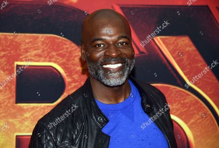 "Hisham Tawfiq attends a special screening of ""Hellboy"" at AMC Lincoln Square, in New York"
