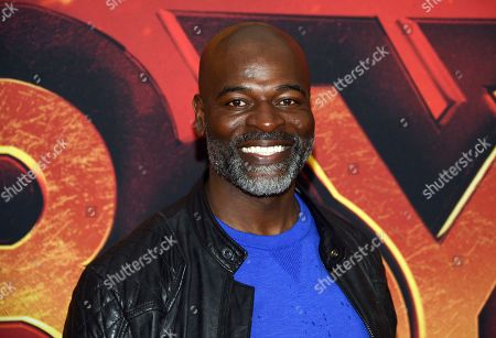 "Stock Photo of Hisham Tawfiq attends a special screening of ""Hellboy"" at AMC Lincoln Square, in New York"