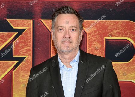 """Kirk Bovill attends a special screening of """"Hellboy"""" at AMC Lincoln Square, in New York"""