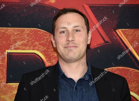 """Mike Carlsen attends a special screening of """"Hellboy"""" at AMC Lincoln Square, in New York"""